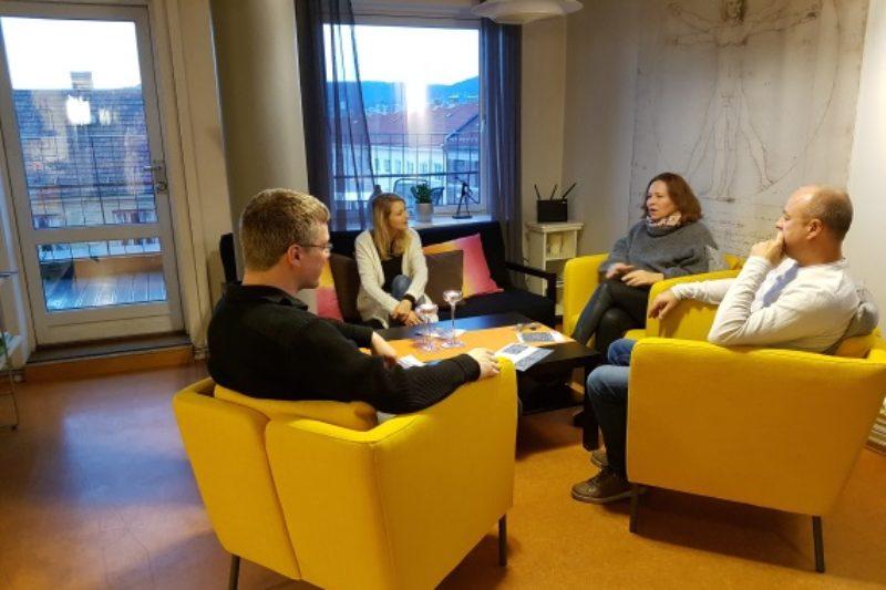 Selvhjelpshuset LINK Oslo