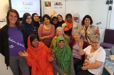 Temadag om selvhjelp på Helseforum for kvinner